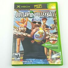Outlaw Volleyball (Microsoft Xbox, 2003) Complete