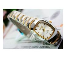 Luxury Women Lady Stainless Steel Precise Analog Quartz Waterproof Wrist Watch