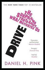 Drive: The Surprising Truth About What Motivates Us by Daniel H. Pink (Paperback, 2011)