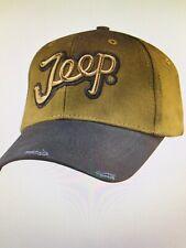 Jeep Script Cap