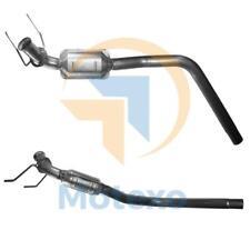 Catalytic Converter MERCEDES V220 2.2CDi (638) 3/99-12/00 (240mm hooks; single c