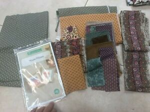 HOUSE PILLOWS Quilt Kit, with Marie Osmond 2007 Fabric Collection