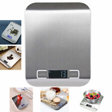 LCD Digital Electronic Balance Scale 1-5000g Food Weight Postal Scales Kitchen