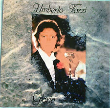 "UMBERTO TOZZI - RARE LP CHILI EN ESPAGNOL ""GLORIA"" - CHILE LP IN SPAGNOLO"