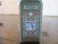 Disney Parks, Collectible Ceramic Trash Can Salt or Pepper Shaker, Matterhorn