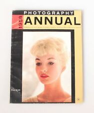 1958 PHOTOGRAPHY ANNUAL MAGAZINE BY THE EDITORS OF POPULAR PHOTOGRAPHY