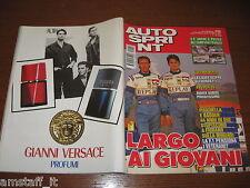 AUTOSPRINT 1994/49=FISICHELLA=BADOER=DIDIER AURIOL=MEMORIAL BETTEGA=CASCHI D'ORO