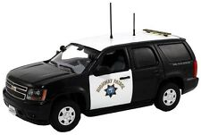 First Response 1/43 CHP California Highway Patrol Chevy Tahoe Police SUV  CHIPS