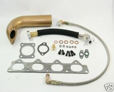 ExoticSpeed DSM Oil/Water line,compressor outlet pipe eagle talon/4G63/Eclipse
