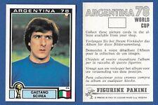 NEDERLAND FIGURINA CALCIATORI PANINI ARGENTINA 78 NUOVA//NEW N.276 JONGBLOED