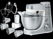 Moulinex QA403G Küchenmaschine Masterchef Gourmet Plus Metallic-grau