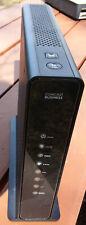 Comcast Business Cisco DPC3939b Gateway Modem Router Wireless