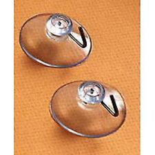 Stained Glass Supplies 12 Suction Cups With Hook 1-1/2