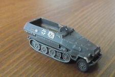 """WH Metall Modelle 1:160."""" SdKfz 251.""""  Grau. Feinst bemalt."""