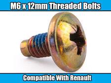 Ford 4 Goujon Roue Spacer Kit 10 mm long rivets et écrous
