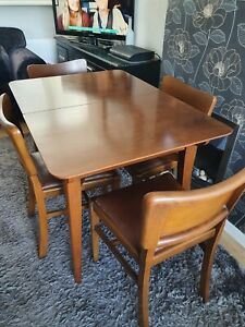 1950s Kitchen Furniture In Table Chair Sets For Sale Ebay