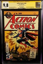 DC ACTION COMICS #1000 CGC SS 9.8 Michael Cho SUPERMAN BATMAN WONDER WOMAN FLASH