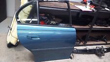 HOLDEN VZ COMMODORE SEDAN LEFT HAND REAR  DOOR SHELL PC: 946J BLUE