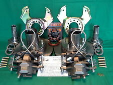 1972 Early Ford Bronco new front Drum-to-DISC BRAKE CONVERSION KIT for dana 44