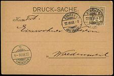 Switzerland 1898, 2c Stationery Card Zurich-wadenswil #C16986