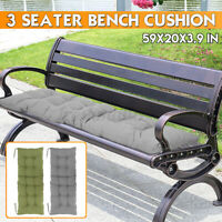 150 * 50cm Chair pad Seat Bench Garden Patio Cushion Weather Resistant Outdoor