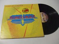 People's Choice – People's Choice - Disco Vinile 33 Giri LP Album ITALIA 1980