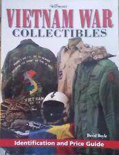 VIETNAM WAR MEMORABILIA VALUE GUIDE COLLECTOR'S BOOK