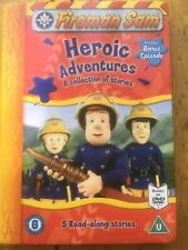 Fireman Sam Heroic Adventures DVD region 2 gd cond