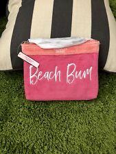 🆕 Victorias Secret Limited Edition Beach Bum Bikini Bag FREE SHIPPING