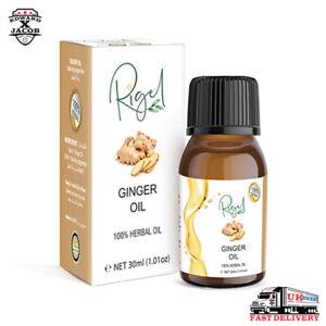 RIGEL - 100% Ginger Oil | Best Treatment Ginger Oil For Hair Care - 30ml