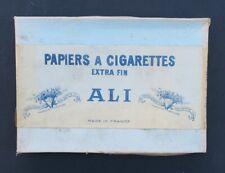 Boite 48 paquet papier cigarette ALI  rolling paper zigarettenpapier