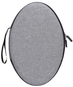 Aproca Hard Oval Lined Carry Travel Case for Selfie Ring Light