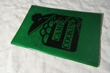 1974 CAMP COOKING Pennycuick & Sugden - Girl Guide Association 1st ed PB
