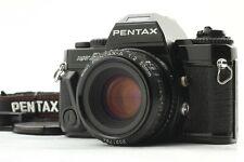 [Near Mint +3] Pentax Super A 35mm SLR Film Camera + 50mm f/2 Lens from Japan