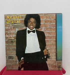 MICHAEL JACKSON - OFF THE WALL - 1979 EPIC RECORDS