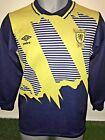 Scotland Goalkeeper Shirt 1991/94 Vintage 1992 1993 91 92 93 94 Home ULTRA RARE.