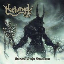 Nocturnal-Arrival of the carnivore-CD - 162396