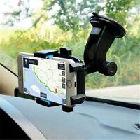 Porta Auto Cellulare Telefono Asta Telescopica Universale Blocco Automatico GPS