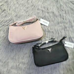 style underarm bag nylon cloth shoulder handbag fashion baguette bag