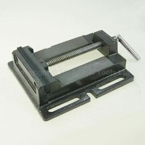 """40227360 6"""" Professional Quality American Type Pillar Bench Drill Vice"""