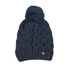 Esprit Cable Knit Beanie Blau Damen Strick Winter Mütze Mützen 107EA1P004-E400