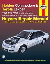 Holden Commodore VN, VP, VQ, VR & VS V6/V8 Workshop Repair Manual MPN HA41742