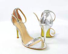 GLAMOROUS High Heels Gr. EU 36, UK 3, Sandaletten, Damen Schuhe (R3) MÄR M3