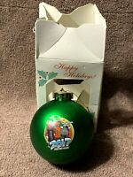 2017 Hershey Park Happy Holidays Christmas Tree Ornament. New in Package.
