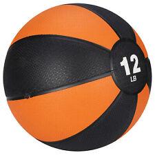 12lb Body Sport Exercise Medicine Ball for Home Gym Balance Stability Pilates