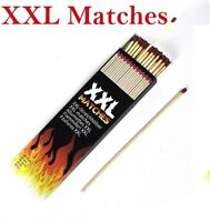 XXL LONG 20cm Safety Wooden Matches 40pcs In Box Candle BBQ lighter New