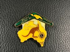 PINS PIN BADGE BROCHE LIONS CLUB HONOLULU