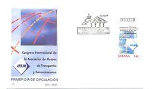 1997 SPD CONGRESO MUSEOS DE TRANSPORTES Y COMUNICACIONES EDIFIL 3510 FDC TC11209
