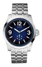 Guess w13571g2 zoom reloj hombre de acero inoxidable banda de plata-PVP 229 EUR