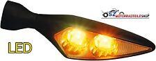 KELLERMANN LED Blinker Micro Rhombus Extreme Schwarz VL / HR (E-geprüft)